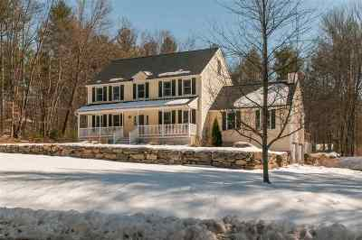 Amherst Single Family Home For Sale: 1 Saddle Hill Road