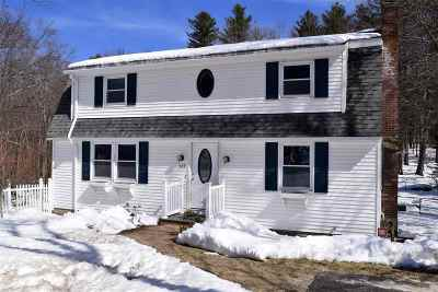 Hudson NH Single Family Home For Sale: $318,000