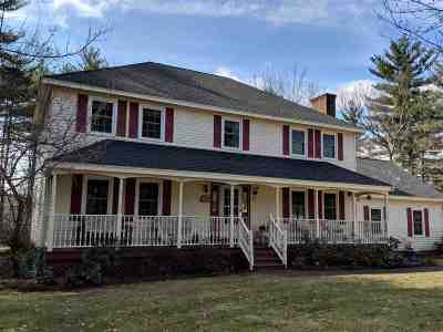 Litchfield NH Single Family Home For Sale: $394,900
