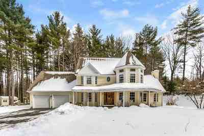 New Boston Single Family Home Active Under Contract: 551 Bedford Road