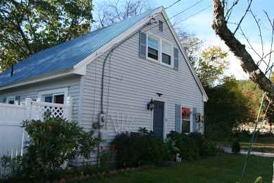 Concord NH Single Family Home For Sale: $192,000
