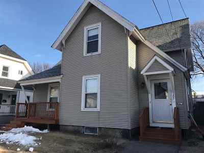 Manchester Single Family Home Active Under Contract: 303 Laurel Street