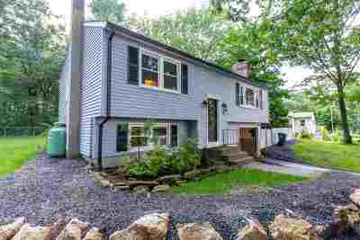 Londonderry Single Family Home For Sale: 95 Auburn Road