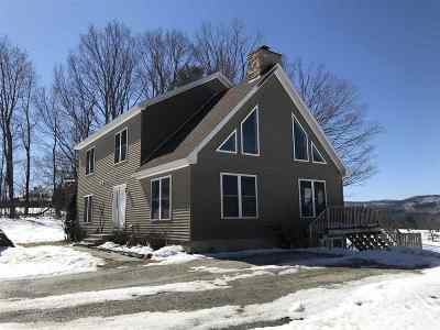 Pittsford Single Family Home For Sale: 468 Corn Hill Road