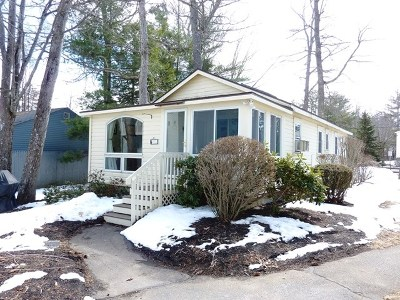 Gilford Condo/Townhouse Active Under Contract: 135 Weirs Road #3