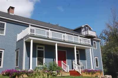 Merrimack County Single Family Home For Sale: 52 Bog Road