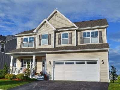 South Burlington Single Family Home For Sale: 29 Winesap Lane