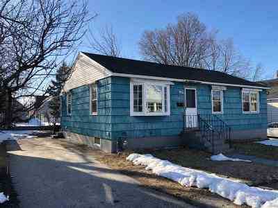 Manchester Single Family Home Active Under Contract: 64 Norris Street