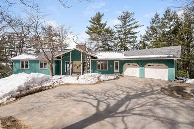 Laconia Single Family Home Active Under Contract: 556 Shore Drive