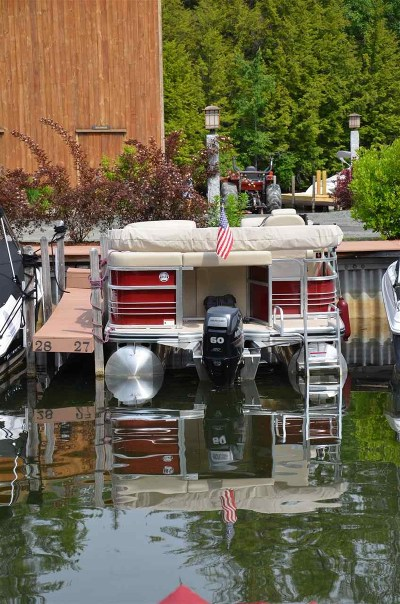 Ashland Boat Slip For Sale: 283 River Street #27