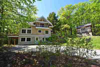 Gilford Single Family Home For Sale: 80 Tate Road