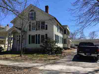 Newbury Single Family Home For Sale: 4889 Main S Street