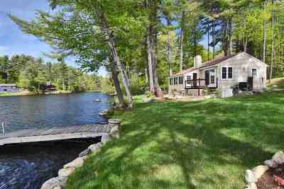 Laconia Single Family Home For Sale: 87 Harglen Lane