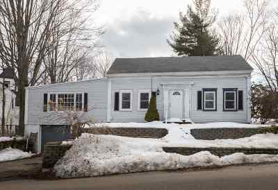 South Berwick Single Family Home Active Under Contract: 94 Academy Street
