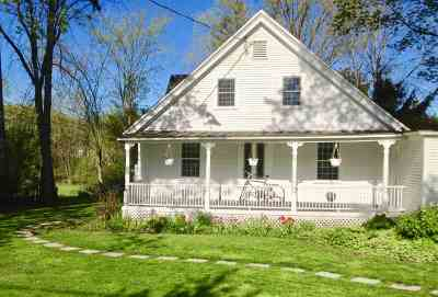 Middlebury Single Family Home For Sale: 10 South Street
