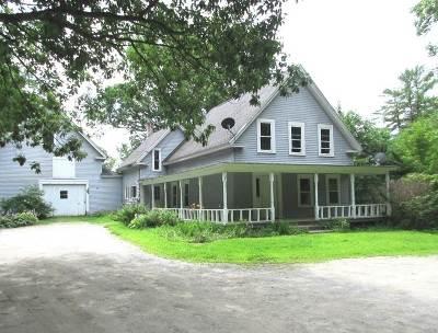 Bradford Multi Family Home For Sale: 79 West Main Street