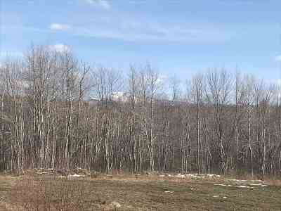 Underhill Residential Lots & Land For Sale: 549 Poker Hill Road Road