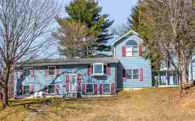 Essex Single Family Home Active Under Contract: 25 Redwood Terrace