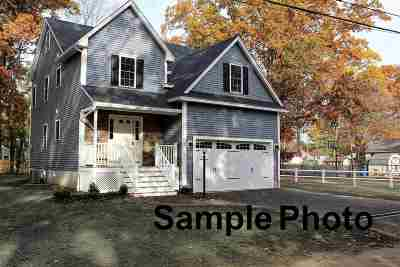 Laconia Single Family Home For Sale: 1 Marcia Ann Way