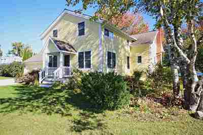 Single Family Home Active Under Contract: 7609 Us 2 Route