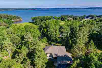 Durham Single Family Home For Sale: 564 Bay Road