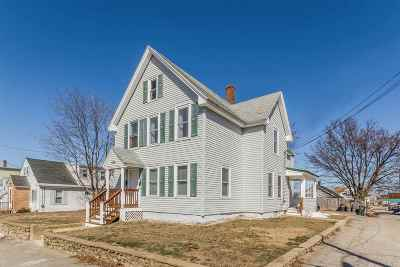 Manchester Multi Family Home Active Under Contract: 558 Howe Street