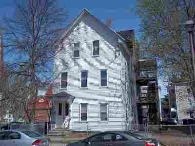 Manchester Multi Family Home For Sale: 312 Cedar Street