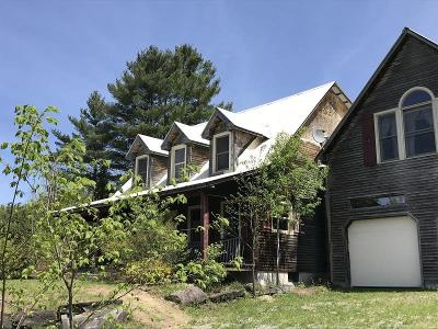 Johnson Single Family Home For Sale: 301 Sleepy Hollow Road
