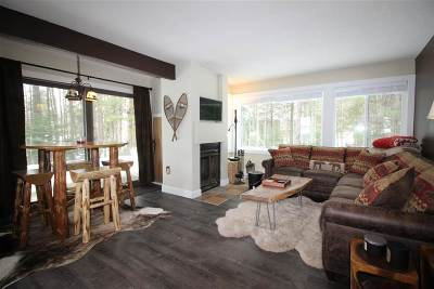 Waterville Valley Condo/Townhouse For Sale: 4 Sunnyside Way #1