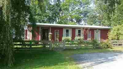 Alburgh Single Family Home For Sale: 298 Mott Street North
