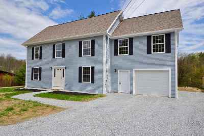 Henniker Single Family Home Active Under Contract: 10 Pike Street