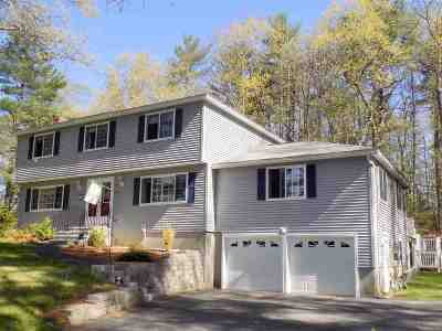 Londonderry Single Family Home Active Under Contract: 16 Acropolis Avenue