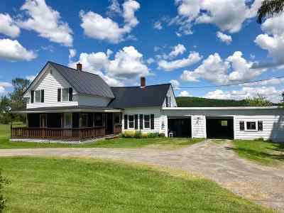 Essex County Single Family Home Active Under Contract: 7098 River Road