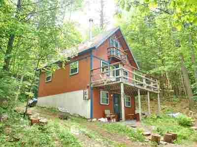 Lyman Single Family Home Active Under Contract: 42 Beaver Pond Road