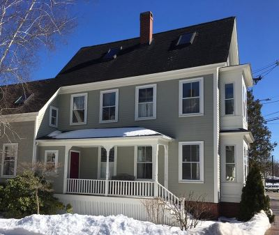 Portsmouth Single Family Home For Sale: 65 Rogers Street