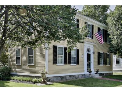 Amherst Single Family Home Active Under Contract: 99 Boston Post Road