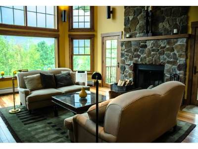 Waterville Valley Single Family Home For Sale: 9 Bear Brook Lane