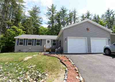 New Hampton Mobile/Manufactured For Sale: 6 Mansfield Woods Way