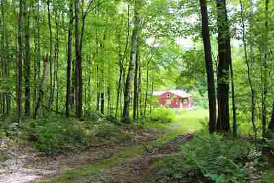 Chittenden Residential Lots & Land For Sale: 186 Middle Road