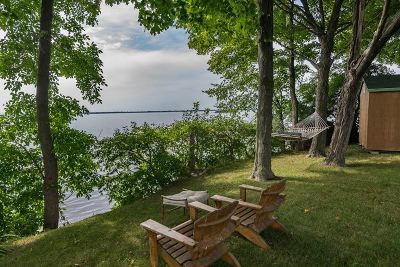 St. Albans Town Single Family Home For Sale: 712 Maquam Shore Road
