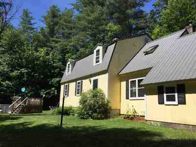 Conway Single Family Home For Sale: 26 Banfill Road
