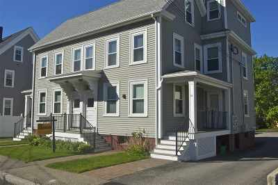 Condo/Townhouse Active Under Contract: 20 Columbia Street