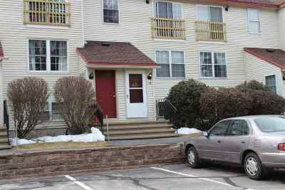 Merrimack Condo/Townhouse Active Under Contract: 5a Colonial Drive