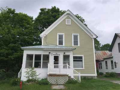 Hardwick Single Family Home Active Under Contract: 76 Dewey Street
