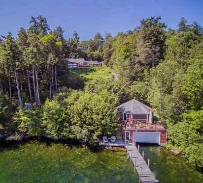 Wolfeboro Single Family Home For Sale: 3 Wyanoke Gate Lane