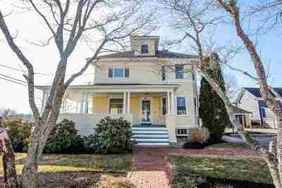 Single Family Home For Sale: 672 South Street