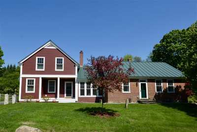 Woodstock Single Family Home For Sale: 202 Happy Valley Road