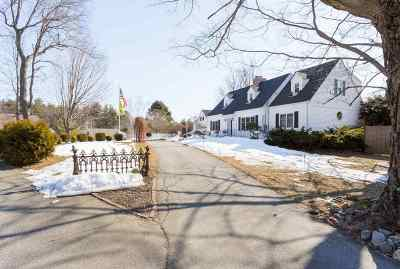 Single Family Home Active Under Contract: 13 Ashbrook Road