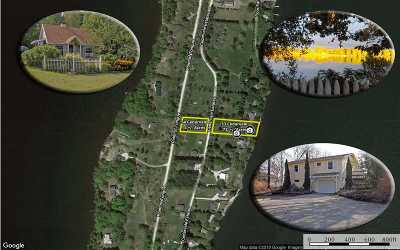 Grand Isle County Single Family Home For Sale: 53 & 54 Cedarvale Estates
