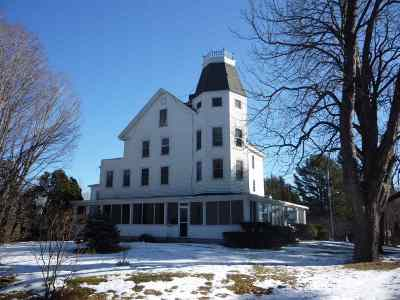 Merrimack County Multi Family Home Active Under Contract: 96 Fairview Drive